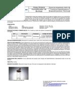 Ficha Tecnica Humidificador 63-521