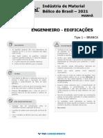 Engenheiro de Edificações - 2021