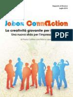 Rapporto di ricerca Progetto Jobox-Connaction
