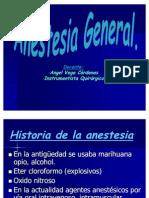 2 Anestesia General