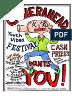 Video Festival Poster