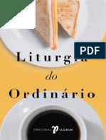 Liturgia Do Ordinário