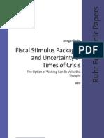 6a-Fiscal Stimulus