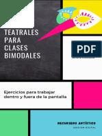 Abordaje Teatral - Cuadernillo 5