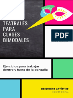 Abordaje Teatral - Cuadernillo 6
