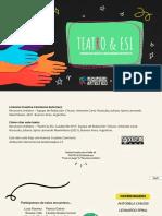 Teatro & ESI - Cuadernillo N°4