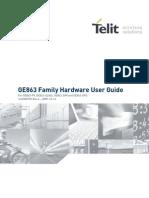 Telit_GE863-Family_Hardware_User_Guide_r4