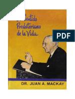 El Sentido Presbiteriano de La Vida