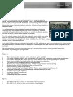 GCS Product Overview - Basyx RFC