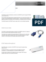 GCS Product Overview - Interface Devices