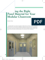 Article Clean room