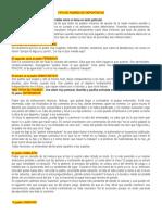 TIPO DE PADRES DE DEPORTISTAS