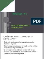 FRACCIONAMIENTO SUBCELULAR-LABORATORIO