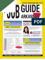 Job Guide Volume 23 Issue 7 Arkansas