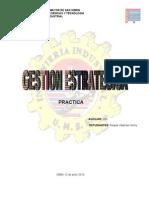 gestion estrategica de empresas