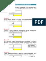 06 Clase 2 - Interes Compuesto - Ejercicios Propuestos 1