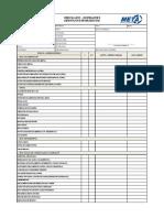 3000.g.dad.0007 -Check List - Guindastes - Serviços Esporádicos - Revisão 01 - 22.01.2020
