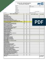 3000.g.dad.0007 -Check List - Motoniveladora - Revisão 02 - 19.08.2020