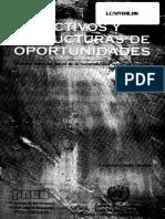 Kaztman (1999) Activos y estructuras de oportunidades