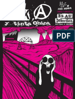 Punk, Anarquía y Tinta China