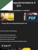 Norma Regulamentadora 6  EPI (atualizada)