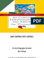 As cinco linguagens do amor das crianças - Gary Chapman-2