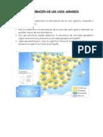 Práctico - Distribución de los usos agrarios