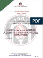 Fdocuments in Cours Controle Interne Audit Et Revision Des Comptes