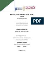 JOSE FERNANDO GARCIA GONZALEZ 19190774 Unidad 1 Introducción al desarrollo sustentable