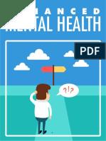 Melhorando a saúde mental