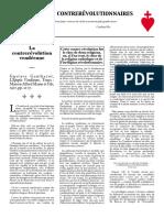 Documents Contrerevolutionnaires21