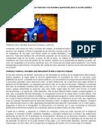 articulo de opinion Venezuela