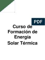 Curso Energia Solar Termica