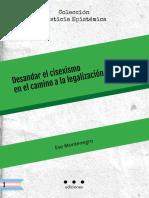 Desandar El Cisexismo en El Camino a La Legalizacion Del Aborto-E. Montenegro-PDF