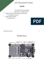 P89LPC935 Micro Tutorial