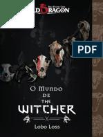 Old Dragon -O Mundo de the Witcher