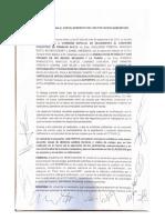 Acuerdo Para El Fortalecimiento Del Sector Hidrocarburifero
