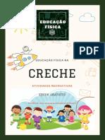 E-Book Ativ Recreativas Creche Ed Fisica