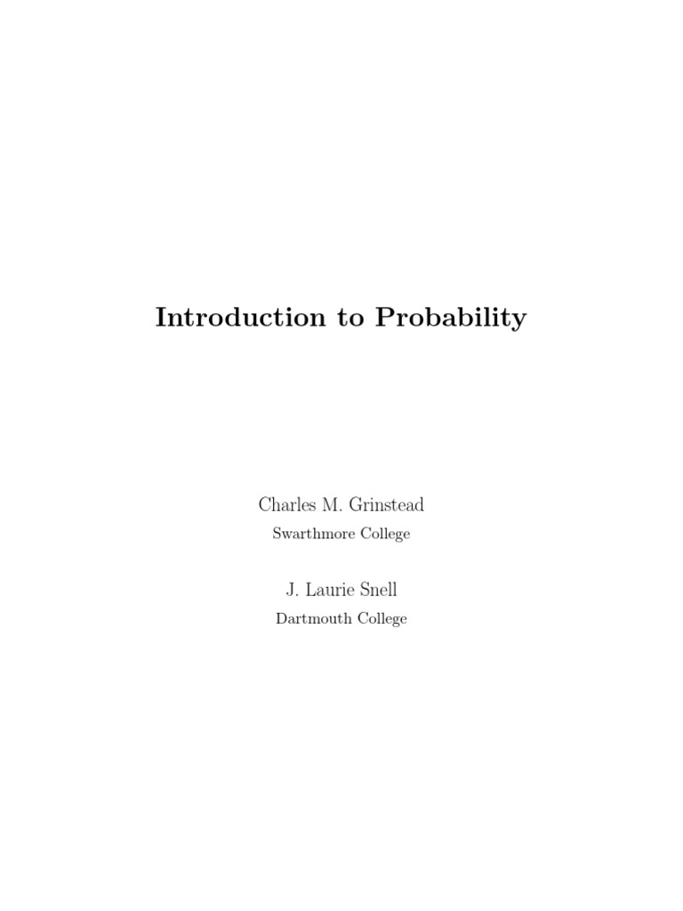 Introduction to Probability | Probability Theory | Probability Distribution