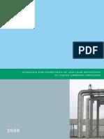 EFMA Ammonia Pipeline Guidance 2008