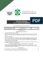 Lineamientos Para Comprar Los Futuros Departamentos Del Programa Especial de Regeneración Urbana y Vivienda Incluyente 2019-2024