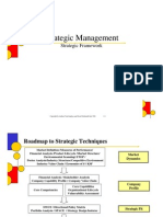 startegic management