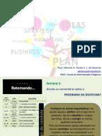 AULA- SLIDES- Estratégia Empresarial Semana 2, O que é Estratégia