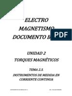 2.3. Instrumentos de Medida en c.c. -Documento Base-21.21
