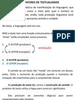 03. Fatores de Textualidade 1 (1MB)