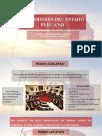 Poderes Estado Peruano