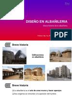 BREVE HISTORIA DE LA ALBAÑILERIA - S-01