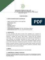 PLANO DE ENSINO inglês 7_2020_1