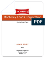 Monterey Food Corporation