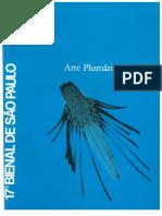 17ª Bienal de São Paulo - Arte Plumaria 1983